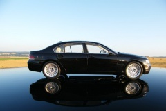 BMW 760li E66 Black Kyosho 1:18