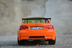 BMW M3 GTS E92 Orange GT Spirit 1:18